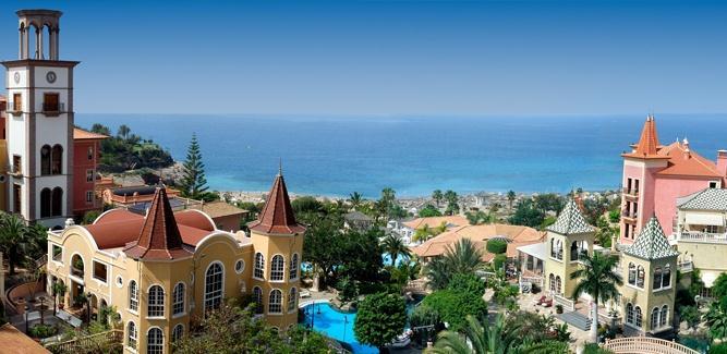 Odmor na tenerifima - Tenerife hotel bahia del duque ...