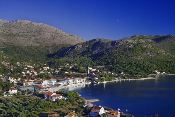Admiral Grand Hotel Slano Croatia Dubrovnik